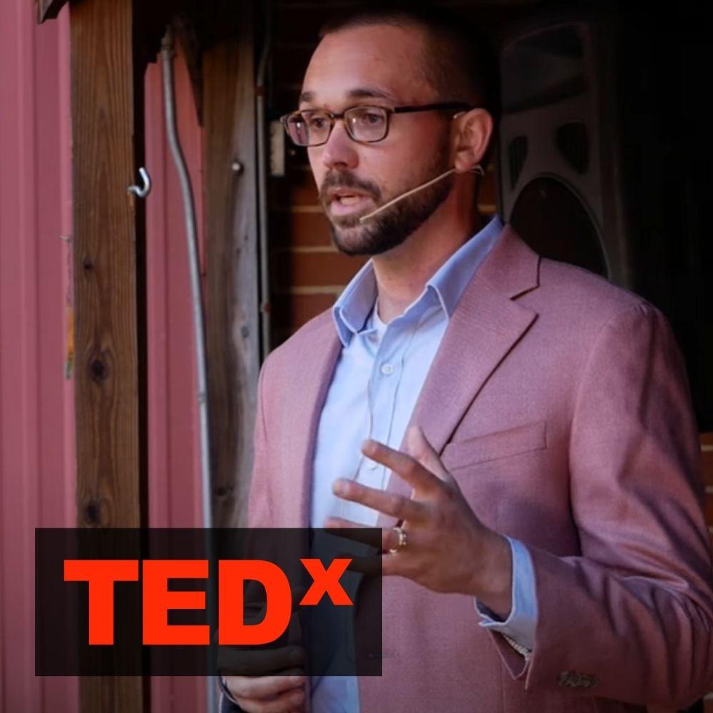 Myles Biggs | Unseen Work TEDx